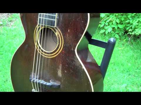 Gibson L1 Archtop 1921!