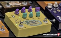 Premier Guitar Analog Alien NAMM 2016 gear review video.