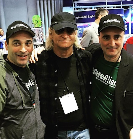 Joe Walsh NAMM 2016