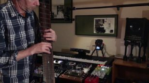 Jason Brock – Demoing the ABS with a Chapman Grand Stick.