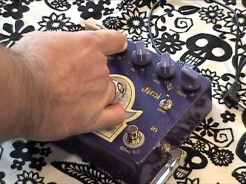 More Rave Reviews for the FB-45 Distortion Fuzz Face Pedal!