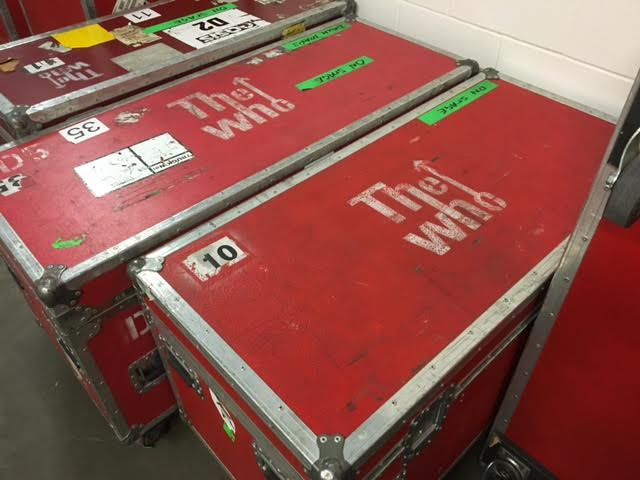 Who Road cases